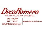 logo Pintores Madrid DecoRomero