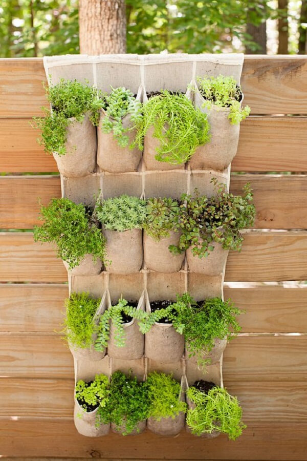 Organizadores para colgar plantas