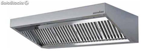 Campana de pared sin ventilador