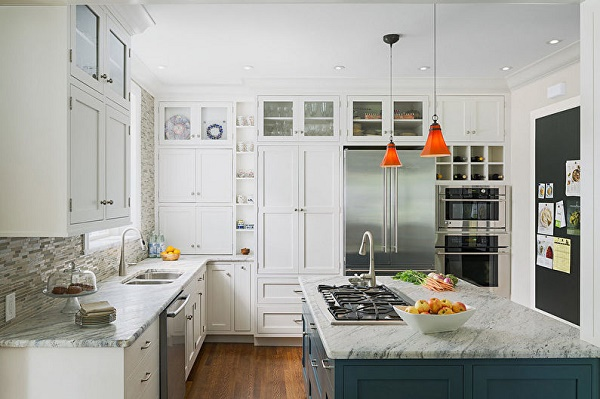 Diseño de cocinas con isla