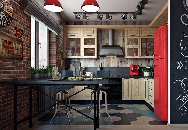 Colores para diseño de cocinas