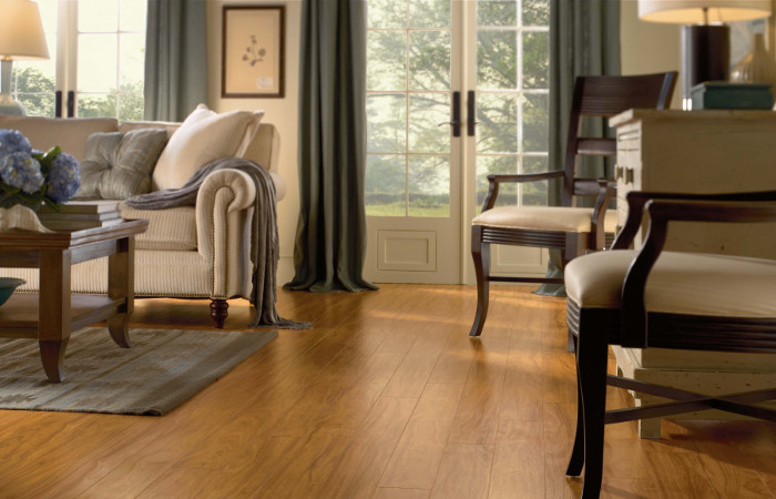 Madera archives blog for Combinar parquet y muebles