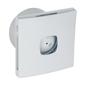 Extractor de baño EQUATION SILENTIS 120 HIGROSTATO