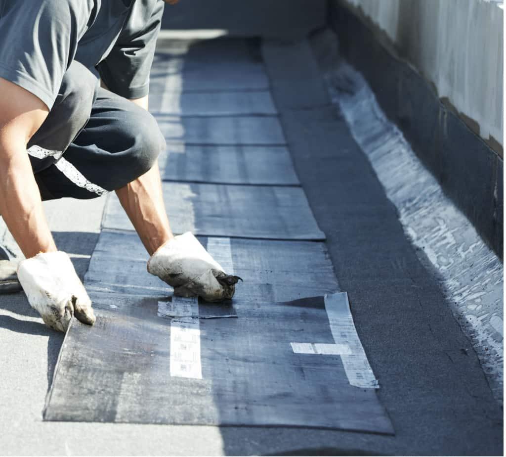 Tipos de impermeabilizantes para tejado