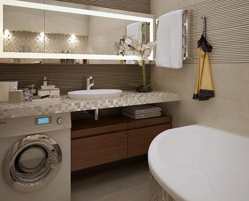 Materiales para paredes de baños