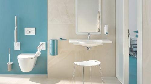 Materiales sanitarios de baños y cocinas