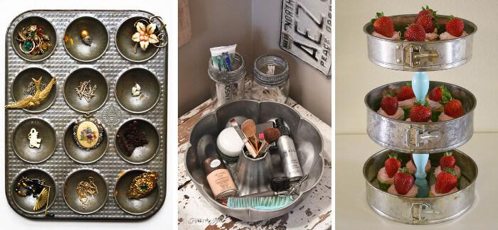 10 usos creativos para los utensilios de cocina antiguos for Utensilios antiguos de cocina