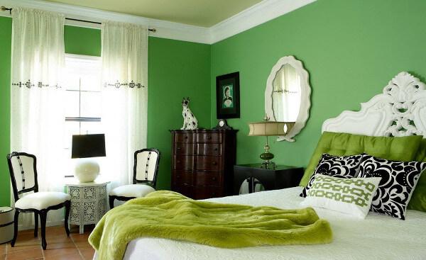 Pintar habitacion al este
