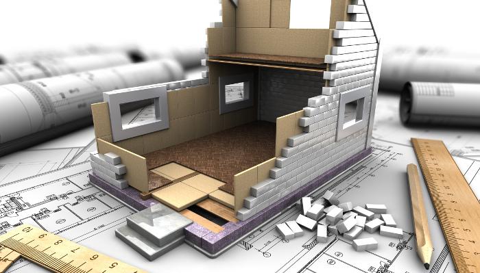 Planificar la reforma de una casa vieja
