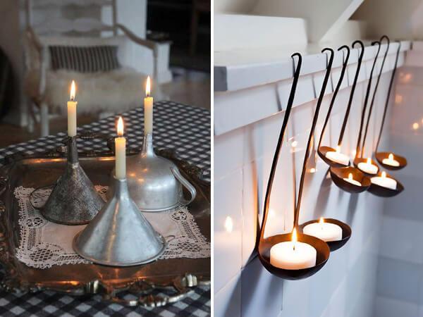 10 usos creativos para los utensilios de cocina antiguos for Utensilios de cocina originales