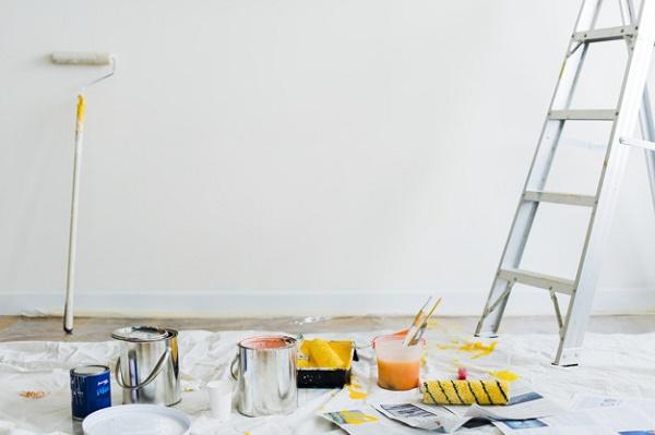 Que saber antes de pintar un piso pequeño