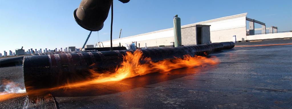Membrana bituminosa para impermeabilizacion de tejados
