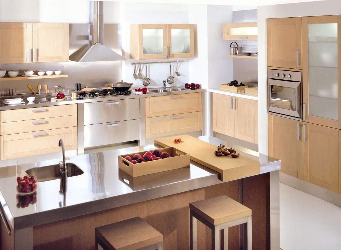 Presupuestos Com Muebles Cocina # Muebles De Cocina De Madera