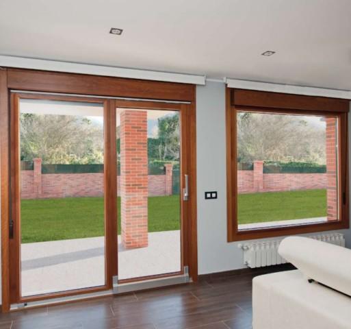 Ventanas y puertas archives blog for Ventanas de aluminio color madera precios