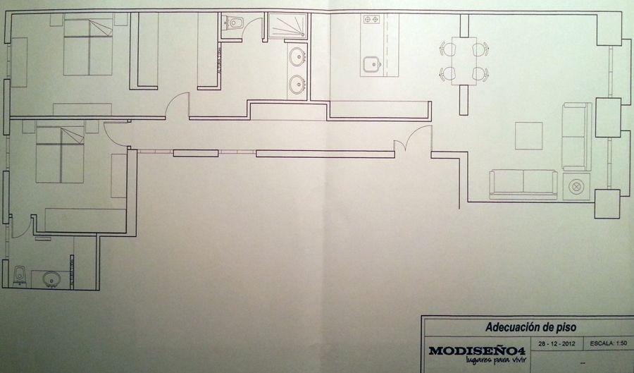 Reformar pisos for Cuanto cuesta pintar un piso de 100 metros