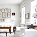 salon todo blanco suelo sofa mesa